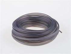Леска для триммера TUSCAR Round DUO, Professional, 2ммх15мм, круглая, усиленная