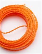 Леска для триммера TUSCAR Spiral, Premium, 2ммx15м, овальная спиралевидная