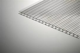 Сотовый поликарбонат Киви 4x2100x12000мм, прозрачный, на метраж