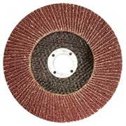 Круг БАЗ лепестковый торцевой, 115x22мм, P60 (25Н)