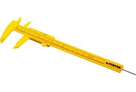 Штангенциркуль STAYER STANDARD, 150мм, пластмассовый