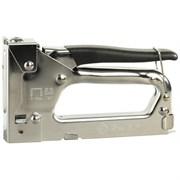 Пистолет/степлер ЗУБР 31563, скобозабивной, металлический, пружинный, тип 53, 4-10мм