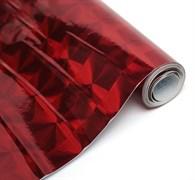 Пленка самоклеящаяся 6010, 450ммх8м, голография красная