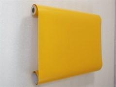 Пленка самоклеящаяся 7004, 450ммх8м, темно-желтая