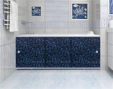 Экран под ванну Премиум А, 1480x560мм, ПВХ, тропическая ночь