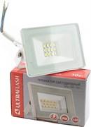 Прожектор светодиодный LFL-1001 С01, 10Вт, 6500К, IP65, белый