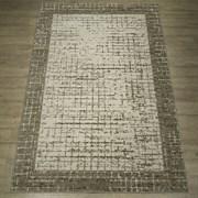 Ковер Веста 46105-45055, 60х110см, прямоугольный, серый с рисунком