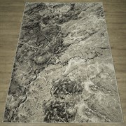Ковер Фиеста 36117-36966, 60х110см, прямоугольный, серый