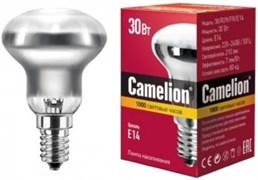 Лампа светодиодная Сamelion R39, 30Вт, 220В, зеркальная матовая, E14