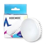 Лампа светодиодная КОСМОС Lksm LED8wGX5330C,  3000К, 10Вт, 220В, GX53