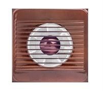 Вентилятор вытяжной осевой EVENT 100С, молочный шоколад