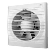 Вентилятор вытяжной осевой с обратным клапаном Perfecto 100К, белый