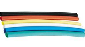 Трубки термоусадочные (ТУТ) NST-4-12-10-34-M Navigator 4670004711927, 0.1м, 7 цветов, набор 34шт.