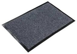 Коврик напольный Floor mat (Траффик), 80х120см, влаговпитывающий, серый