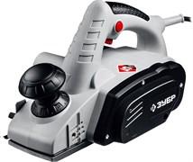 Рубанок Зубр ЗР-950-82, электрический, глубина 3мм, 16000об/мин, 82мм, 950Вт