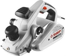 Рубанок ЗУБР ЗР-1300-110, электрический, со станиной, глубина 3.5мм, 16000об/мин, 110мм, 1300Вт