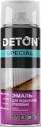 Эмаль DETON для радиаторов, алкидная, 520мл, белая