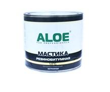 Мастика ALOE резинобитумная МРБ, холодного применения, быстросохнущая, 5кг