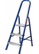 Лестница-стремянка MIRAX 38800-03, 60см, 3 ступени, стальная
