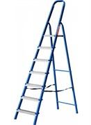 Лестница-стремянка MIRAX 38800-07, 141см, 7 ступеней, стальная