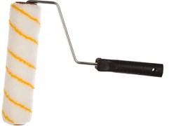 Валик малярный ЗУБР ОПТИМА-ГИРПАИНТ 03516-24, 40x240мм, бюгель 6мм, ворс 12мм, полиэстер