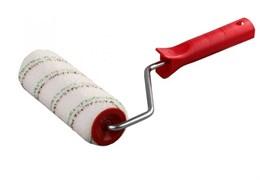Валик малярный ЗУБР ЭКСПЕРТ 03541-25, 48x250мм, бюгель 8мм, ворс 9мм, микроволокно