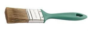 Кисть плоская STAYER LASUR-EURO 01081-038, 38мм, смешанная щетина, пластиковая ручка