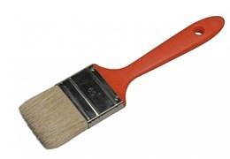 Кисть плоская STAYER UNIVERSAL-EURO 0108-063, 63мм, натуральная щетина, пластиковая ручка