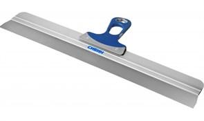Шпатель СИБИН 10085-60, 600мм, фасадный, полотно нержавеющая сталь, двухкомпонентная ручка