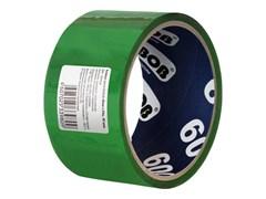 Лента клейкая (скотч) UNIBOB 55751, 48/24, 45мкм, зеленый