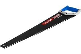 Ножовка ЗУБР Эксперт по пенобетону Бетонорез 15157-70, 700мм, твердосплавные напайки