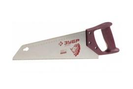 Ножовка Зубр Эксперт 15071-40 по дереву, 400мм, шаг зуба 3.5мм, закаленный зуб