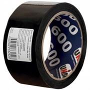 Лента клейкая (скотч) UNIBOB 57200, 48/24, 45мкм, черный