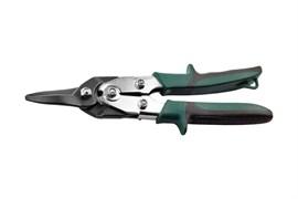 Ножницы по металлу KRAFTOOL UNIVERSAL, прямой рез, 260мм