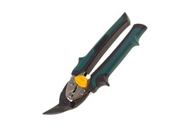 Ножницы по твердому металлу KRAFTOOL UNI-KRAFT COMPACT, прямые, 180мм