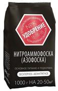 Удобрение минеральное Нитроаммофоска (азофоска) Агрроуспех, 1кг, в пакете