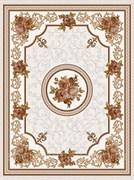 Скатерть-клеенка столовая Декорама 408В, 115x150см, ПВХ, декоративная