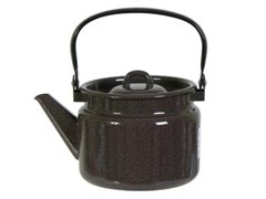 Чайник Рябчик, 2л, эмалированный, без рисунка