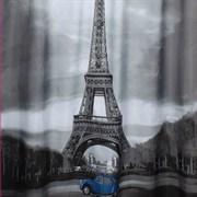 Штора для ванной комнаты 02-04 BRIMIX Париж