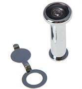 Глазок дверной АЛЛЮР ГД-3 БШт, 50-75мм, диаметр 14мм, хром