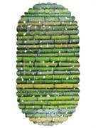Коврик СПА 14-158, 67x36см, Лес, виниловый