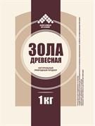 Зола древесная Декоративная коллекция ПТК, 1кг
