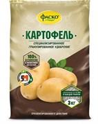 Удобрение минеральное Картофель Фаско, гранулированное, 3кг