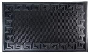 Коврик напольный АМ Римский, 40х60см, резиновый