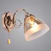 Светильник настенный/бра XA1212/1, высота 180мм, 1х60W, E27, FGD золото