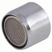 Насадка на кран (аэратор) Terma 20523 металлический, с внутренней резьбой 22мм, с нержавеющей сеткой