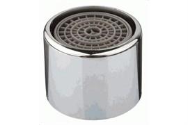 Насадка на кран (аэратор) Terma 20722 пластиковый, с внутренней резьбой 22мм, с пластиковой сеткой
