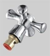 Маховик для смесителя с кран-буксой  Oute Т50, 1/2дюйма, 24 шлица