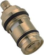 Кран-букса (вентильная головка) для душа Haiba HB52-6 керамическая, 1/2дюйма, 20 шлицов