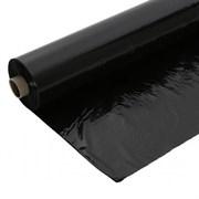 Пленка полиэтиленовая, 6м, 120мкм, черная, на метраж